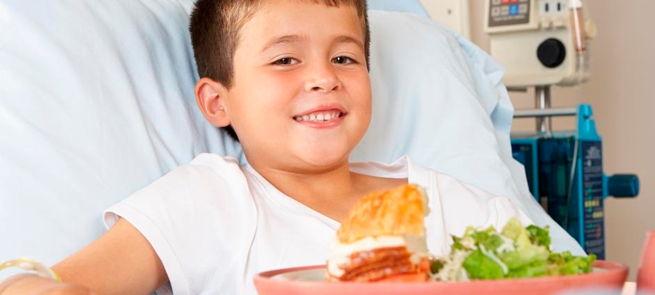 sector salud infantil