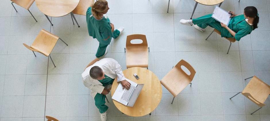 sector salud hospital